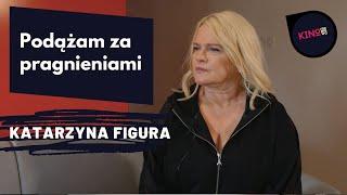 katarzyna Figura interview