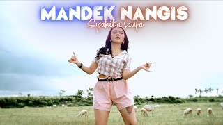 Syahiba Saufa - Mandek Nangis DJ Remix (Official Music Video)