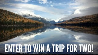 Win a National Park Trip for Two with Austin Adventures!