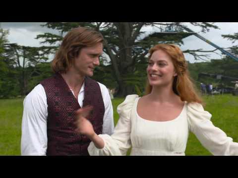 Behind The Scenes on The Legend of Tarzan: Movie B-Roll + Clips - Margot Robbie, Alexander Skarsgard