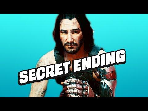 How To Unlock Cyberpunk 2077's Secret Ending [SPOILERS]