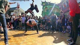 Beat swap meet DOPE 4 way battle.