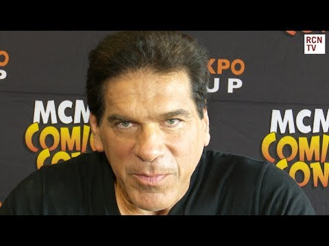 Lou Ferrigno Interview Being The Hulk