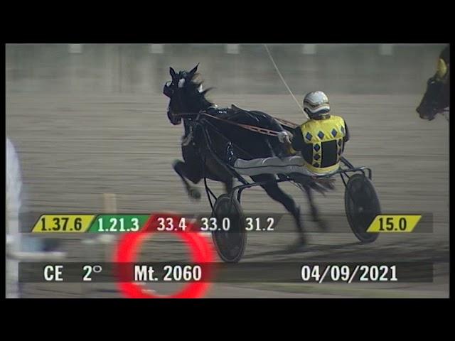 2021 09 04 | Corsa 2 | Metri 2060 | Premio Virtu' Di Zuppa - Criterium Romagnolo