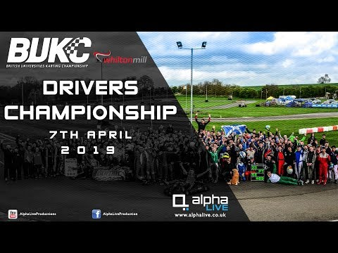 BUKC Drivers Championship 2019 LIVE From Whilton Mill