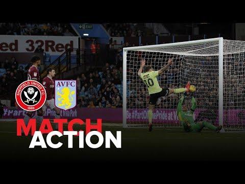 Villa 3-3 Blades - Match Action