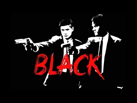 Supernatural | Paint it black