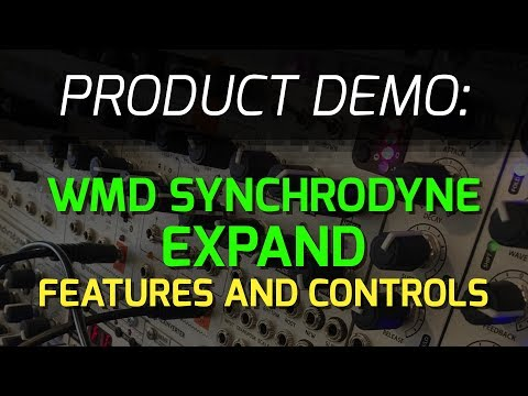 Synchrodyne Expand Overview Demo