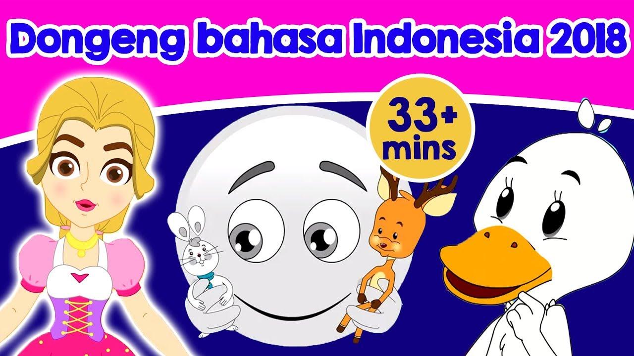 Dongeng bahasa Indonesia 2018 | Dongeng anak | Indonesian Fairy Tales | Cerita Dongeng | Kartun