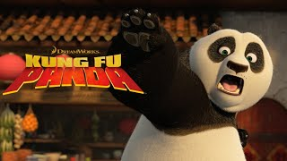 How To Speak Action | NEW KUNG FU PANDA