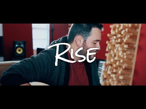 Jonas Blue - Rise Ft. Jack & Jack   Chaz Mazzota (Cover)