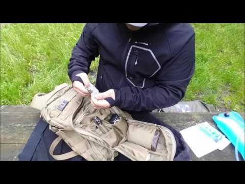 Présentation de mon sac rush 12 de chez ...