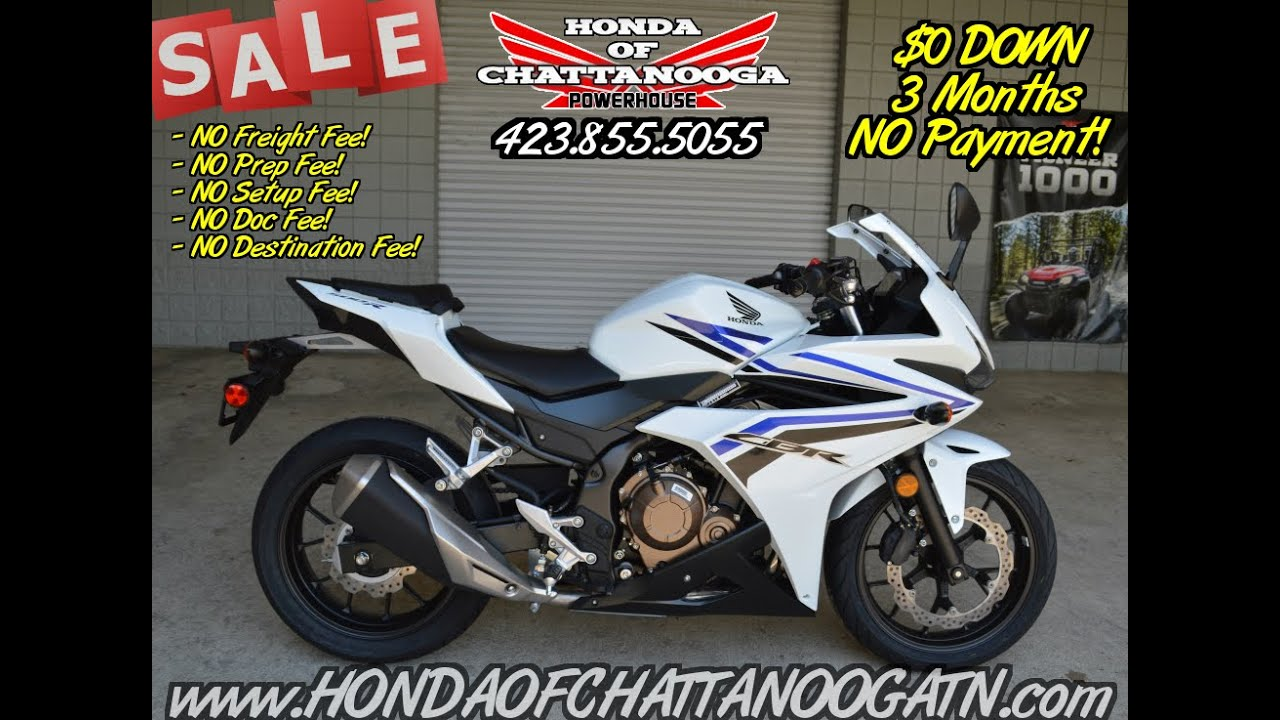 2016 Honda Cbr500r Sale Discount Cbr Prices At Honda Of Chattanooga