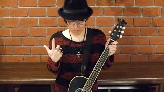 華麗なる逆襲/SMAP/Acoustic Cover/Guitar & Sing スマップ/草彅剛 ...