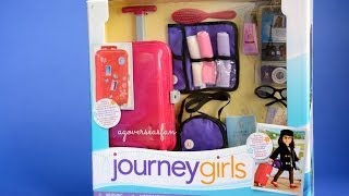 Journey Girls Travel Set For American Girl Dolls