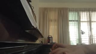 Eluvium- Entendre (Piano Cover)