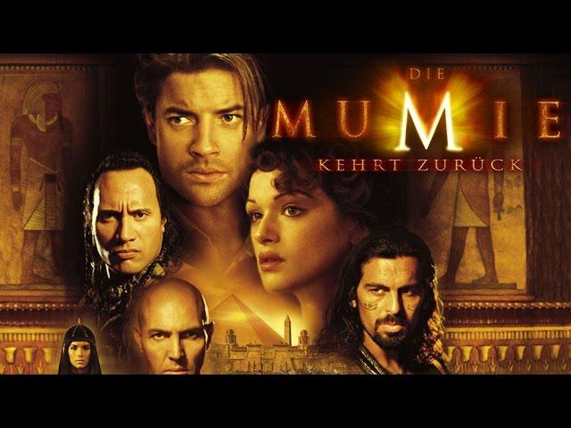 Die Mumie kehrt zurück - Trailer HD deutsch