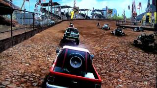 Motor Storm PS3 video review HD
