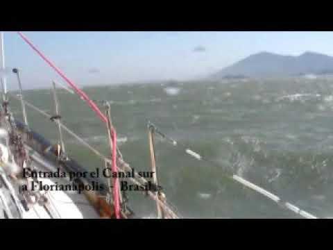 Premià de Mar a La Patagonia a vela