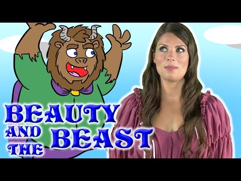 Beauty and the Beast Parts 1 & 2 | Story Time with Ms. Booksy at Cool School