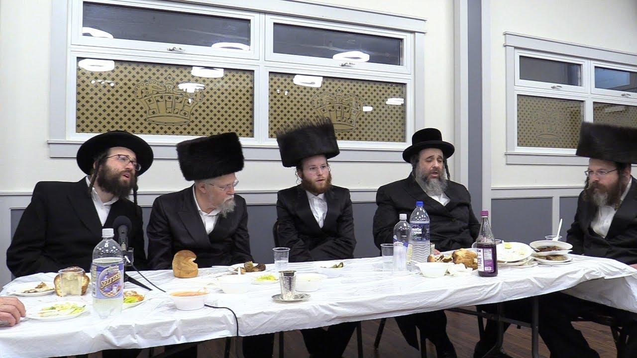 ר' יואל ראטה - שבע ברכות להחתן ישראל סאמעט - א' בחקותי תשע''ט - R' Yoel Roth