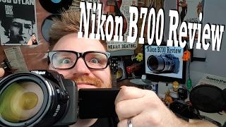 Nikon Coolpix B700 Compare vs DSLR - Camera review