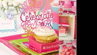 Cool American Girl Party Decorating Ideas