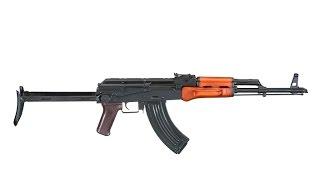Охолощенное оружие: Автомат Калашникова АКМС-СХ