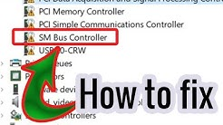 SM Bus Controller for window 7 /8/8.1/10/XP/vista 32/64 bit