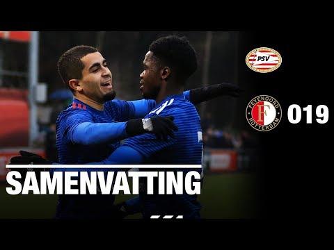 Samenvatting | PSV O19 - Feyenoord O19 2018-2019