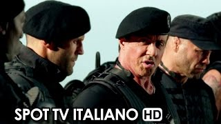 I Mercenari 3 - The Expendables Spot Tv Italiano 30'' #1 'Ride' (2014) - Sylvester Stallone HD