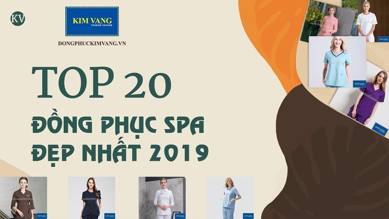 TOP 20 Mẫu Đồng Phục Spa Đẹp Nhất 2019