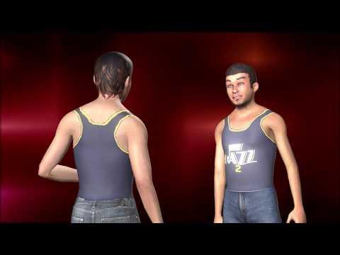 ZAVEN - Roman At A Jazz Game (Explicit) (prod. JD Beatz) (Animation Music Video)