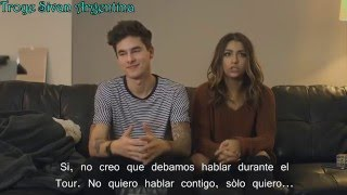 Kian Lawley - KISSING MY EX GIRLFRIEND (w/Andrea Russett) (Subtitulado al Español)