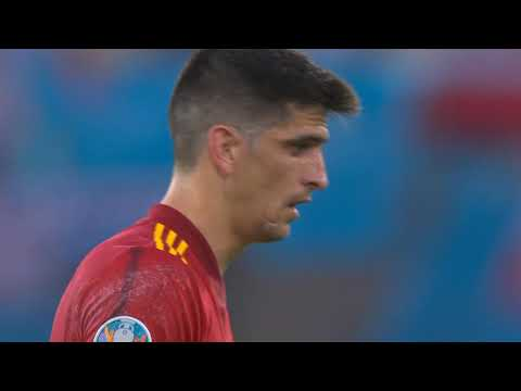 Spain Poland Goals And Highlights