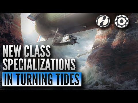 NEW BF1 CLASS SPECIALIZATIONS - TANKER AND PILOT INCLUDED - Battlefield 1 Turning Tides DLC