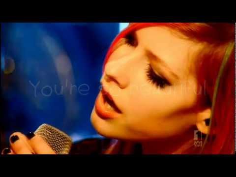 I Love You - Avril Lavigne LYRICS