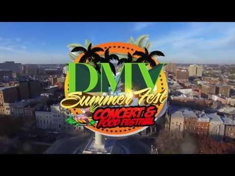 DMV Summer Fest, Concert & Food Festival Commercial | Sunday, July 17th, 2016