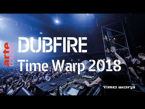 Dubfire – Time Warp 2018 (Full Set HiRes) – ARTE Concert