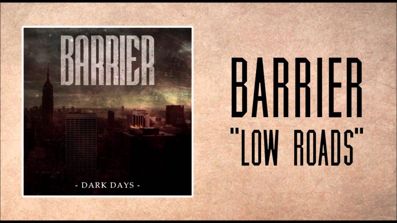 Barrier - Low R...