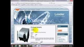 33- عرض المنتجات داخل Slider من الأنترنت وتحسين