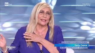 Ilaria Capua - Domenica In 24/05/2020