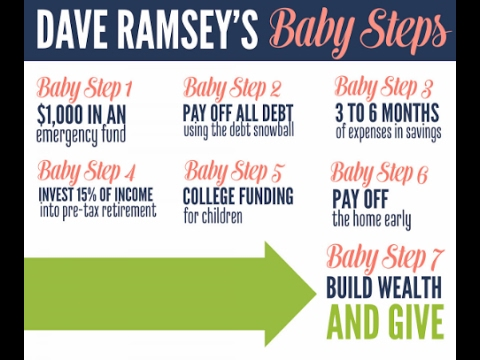 Dave Ramsey baby step 1 - YouTube