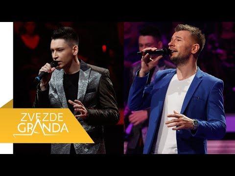 Aleksandar Radojevic i Alem Kadic - Splet pesama - (live) - ZG - 18/19 - 01.06.19. EM 37