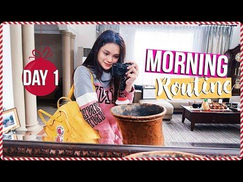 School Morning Routine | VLOGMAS DAY 1
