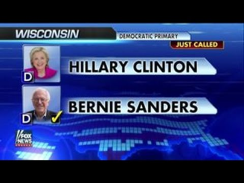 Sanders wins Democratic presidential primary in Wisconsin