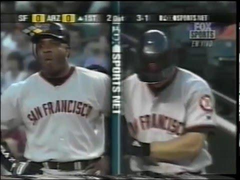 2001 Giants @ Arizona FOX Sports - En Español