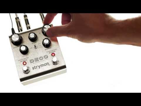 Strymon Deco - Tape Flanging and Tape Chorus audio examples