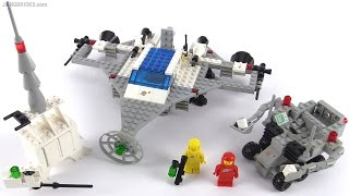 LEGO Classic Space rare Super Model from 1983 set 1593