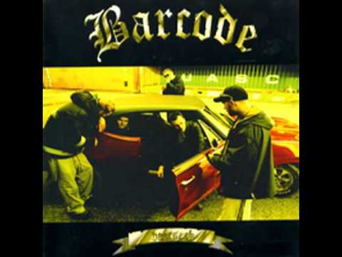 Barcode - Crossing My Line